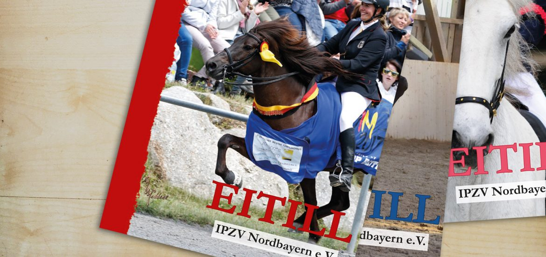 EITILL – die Vereinszeitschrift des IPZV-Nordbayern